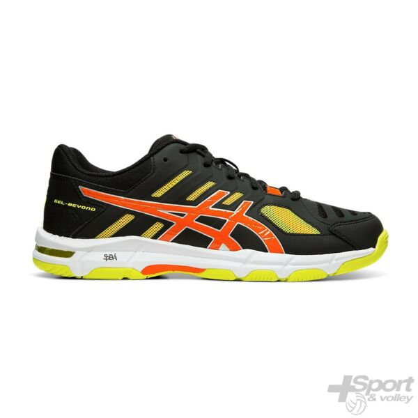 Cerca Voli Scarpa Volley Asics Gel Beyond 5 Low Uomo - B601n-001