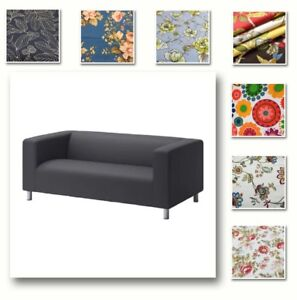 Image Is Loading Custom Made Cover Fits Ikea 2 Seater