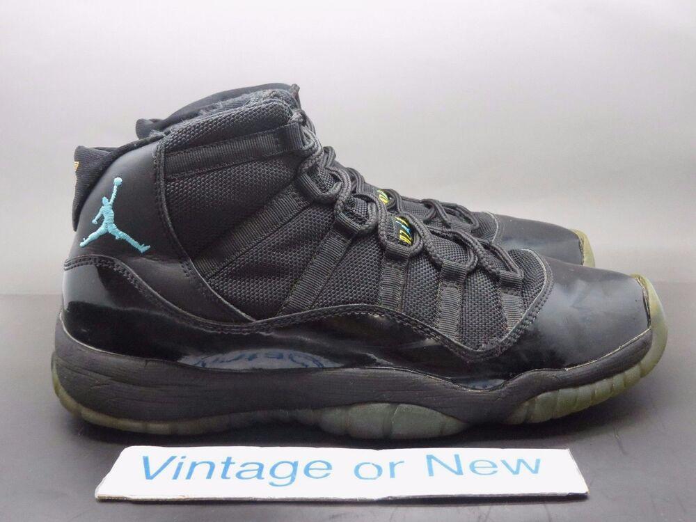 new styles fa9c1 c3539 Nike Air Jordan XI 11 11 11 Gamma Bleu Retro GS 2013 Homme Chaussures de  sport