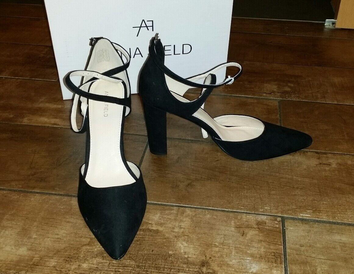 Tanzschuhe Anna Field,41,neu,schwarz Günstige und gute Schuhe