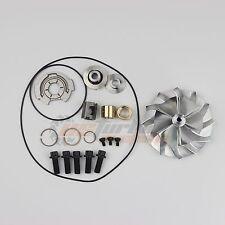 03 04 Ford Powerstroke 60 Gt3782va Turbo Rebuild Kit Billet Compressor Wheel