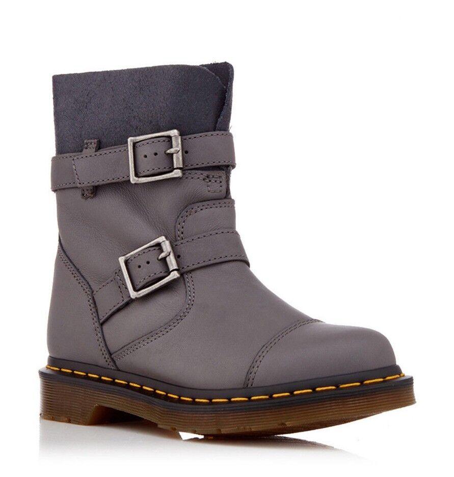 Dottoressa Martens, Kristy Leather Leather Virginia  stivali.Dimensione UK 3, UK 4, UK 9  vendita online