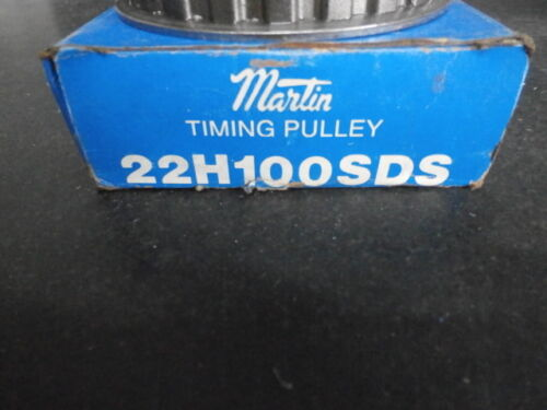 MARTIN 22H100 SDS TIMING PULLY