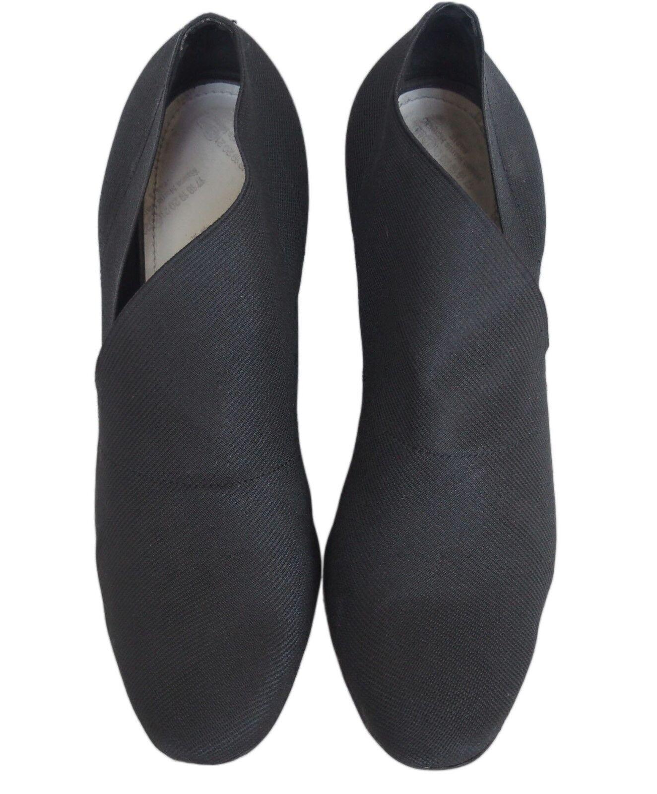 Maison Martin Margiela Women's Wedge Shoes Black … - image 5