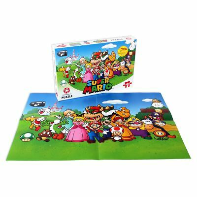 Mario and Friends 500 Piece Jigsaw Puzzle