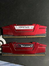 G.skill Ripjaws V Series 16gb (2 X 8gb) 288-pin Ddr4 SDRAM Ddr4 3600 (pc4 28800)