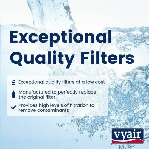 Filtro Acqua per Frigorifero compatibile per Daewoo DD7098 T22DAM BOSCH KAN58 2 Pacco
