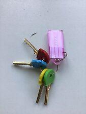 Locksmith Tool Set Of PROFESSIONAL Yale Bump Keys Lock Pick