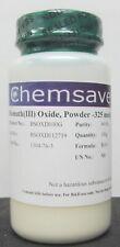 Bismuthiii Oxide Powder 325 Mesh 999 Metals Basis 100g