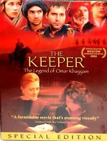 The Keeper: The Legend Of Omar Khayyam Dvd, Special Edition Box,persia,love