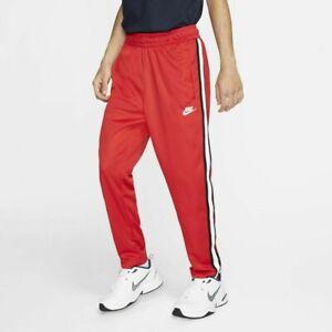 Nike-Men-039-s-Tribute-Red-AR2246-657-Sportswear-Pants-Joggers-NWT-Size-XL