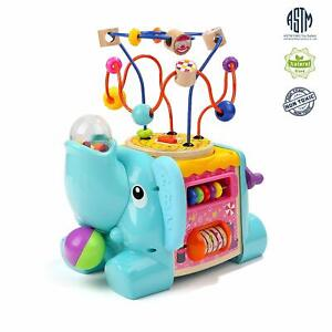 Activity-Cube-Early-Learning-baby-toy-play-station-l-039-education-jouet-toys-UK