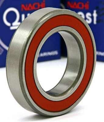 6306-2NSE C3 Nachi Bearing Electric Motor Quality 30mm x 72mm x 19mm  2RS