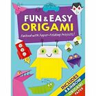 Fun and Easy Origami: Packed with Paper-Folding Projects by Arcturus Publishing (Paperback, 2015)