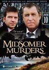 Midsomer Murders Series 10 - 4 Disc Set (2014 Region 1 DVD New)