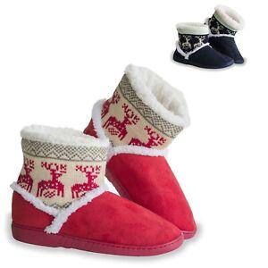Urhome-Unisex-Hausschuhe-Winter-rutschfeste-Sohle-Pluesch-Pantoffel-Schlappen