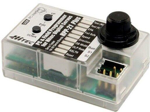 NEW Hitec HPP-21 Plus Digital Servo Programmer 44460