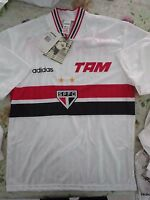 Sao Paulo 1995-96 Home Football Soccer Shirt Jersey Maglia Men's Sizes