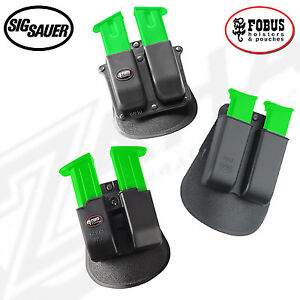 Fobus-Double-Magazine-Paddle-Pouch-for-SIG-SAUER-Models-Double-Stack-Magazines