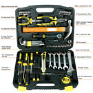 61-Piece DoWell Homeowner General Portable Repair Hand Tools Kit