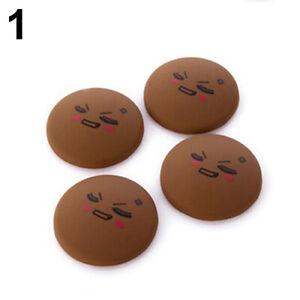 Eg-4-Pz-Silicone-Manico-Pomello-Colpo-Imbottitura-Adesivo-Anti-Collision-Sm