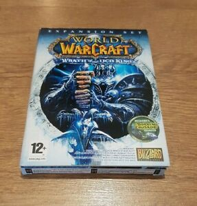 Blizzard-WOW-World-of-Warcraft-Wrath-of-the-Lich-King-Expansion-Set-2