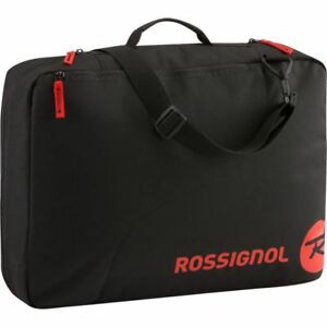 CARRY ROSSIGNOL HAND ON BK DUO LUGGAGE SKI SNOWBOARD BAG MEN'S BASIC BOOT LADIES pwzRqrpn1