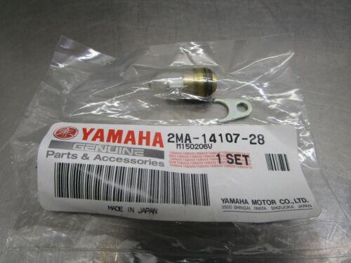OEM Yamaha Blaster Carburetor Float Valve Needle Set 2MA-14107-28-00