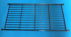 Balton-270220-B-III-Gitterboden-Chrom-4-Halterungen-85-x-38-cm-Metall-Regal