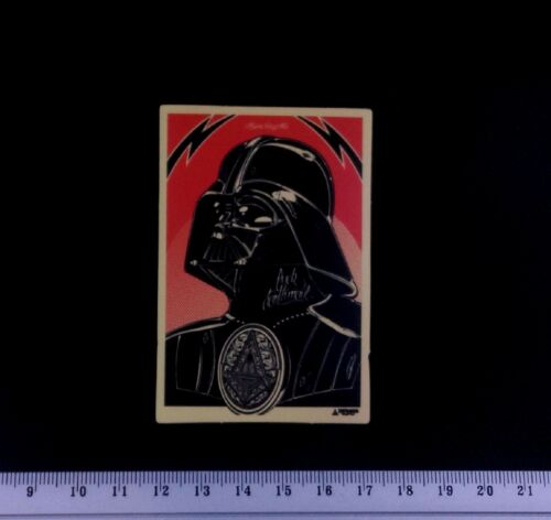 Darth Vader Propaganda Sticker Star Wars Decal Laptop PC iPad Skateboard Phone