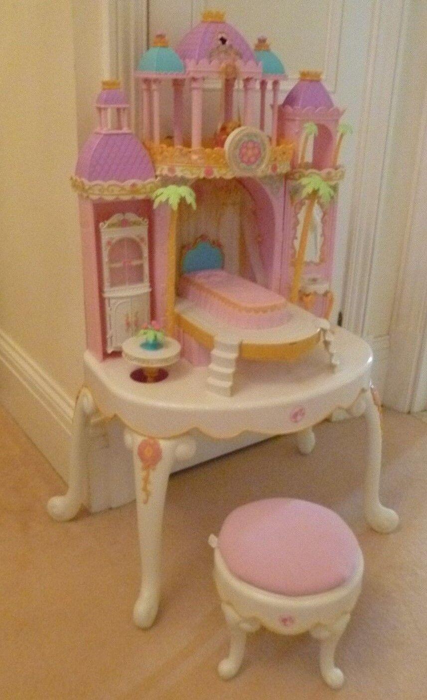 Girls Dressing Table - Barbie Island Princess Castle - Vanity Unit - Dolls House