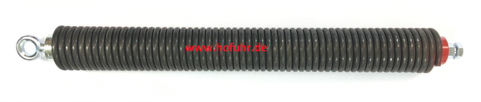 Ausgleichsfeder 55mm, rot für CAME GARD 3, 4, 8, 3750, 6500 Schranken, 001G06080