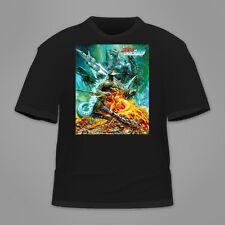 Cool  ''Godzilla Vs Mechagodzilla 2' T-shirt !