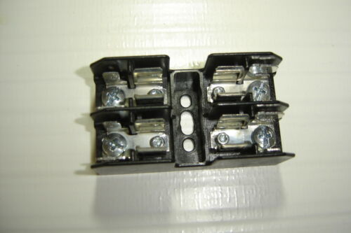 BUSS BM6032SQ DOUBLE FUSE HOLDER 30A 600V QUICK CON 20A