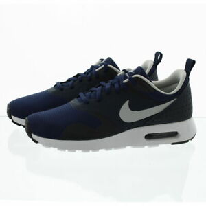 Details about Nike Men's Air Max Tavas Running Athletic Shoes Midnight Navy Size 12 705149 401
