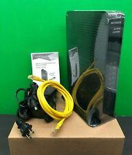 NETGEAR C6300BD AC1900 DOCSIS 3.0 Cable Modem WiFi Router Xfinity TWC COX WOW