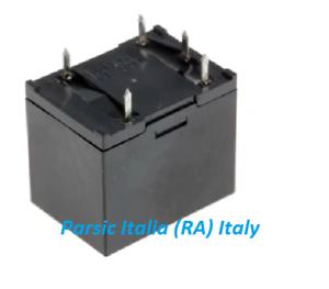 G5LE-1-VD OMRON  12VDC 10A 250VAC 5 PIN RELE/' RELAY 12V MODELLO QTY: 5 PEZZI