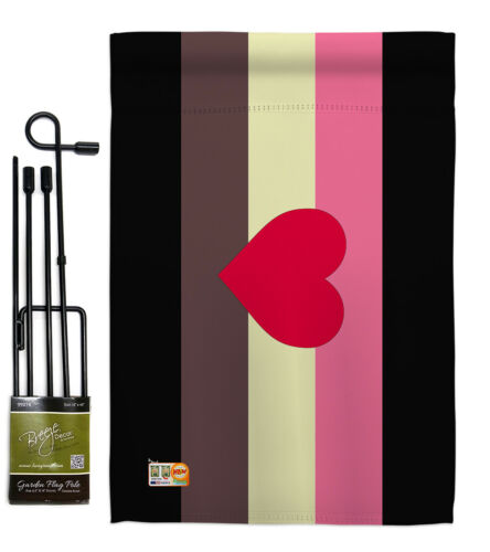Details about  /Fat Pride Support Sexual Attraction Overweight Obese Garden House Yard Flag