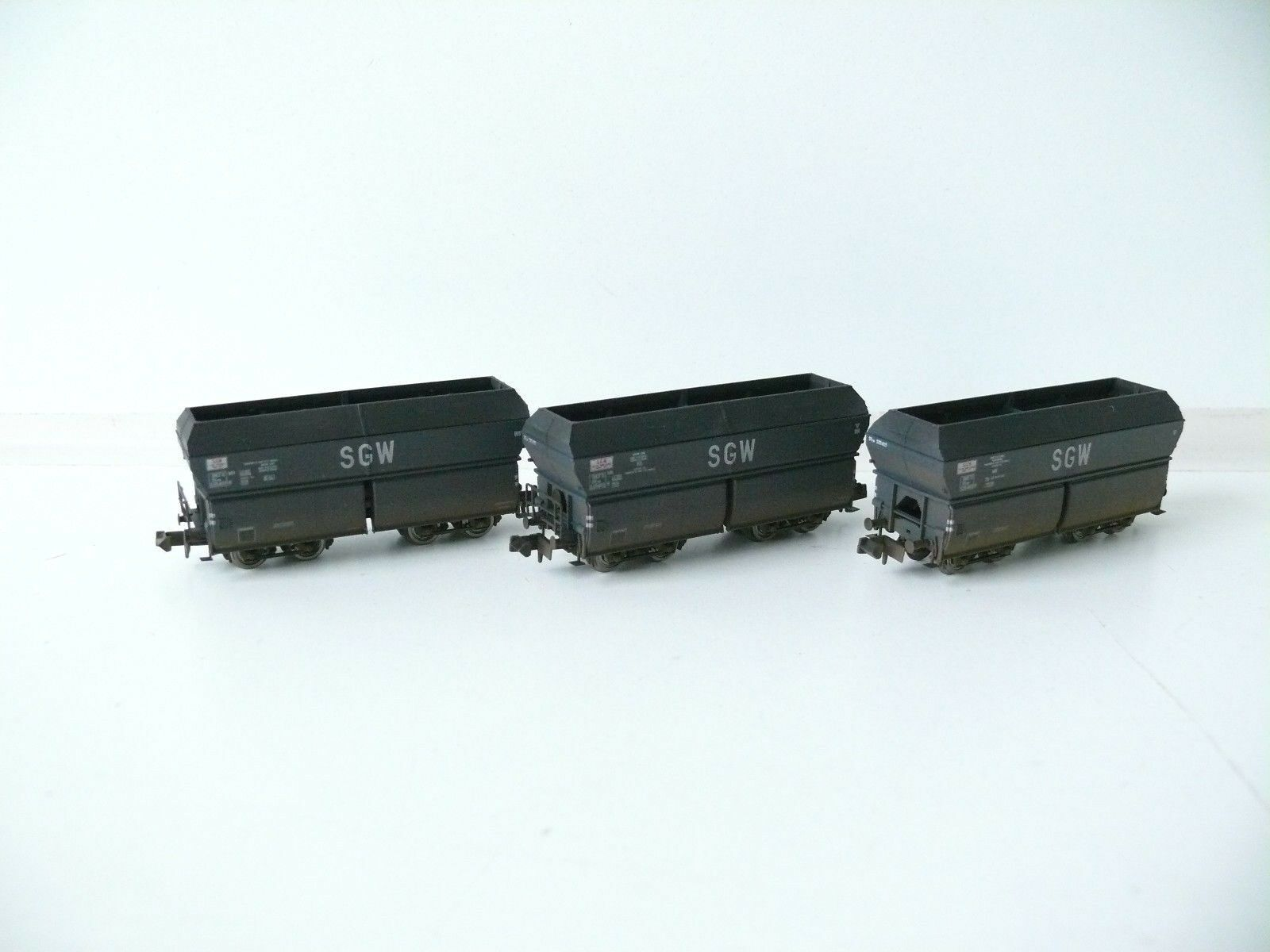 Brawa N - 67035 - Kohlewagen Oot 3er -Set SNCF - Neu & OVP