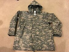 ECWCS GEN II Cold Wet Weather GORE-TEX Parka ACUPAT Camo Size XL-R