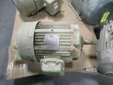 Louis Allis Ac Motor Cex 10hp 3600rpm 208 220440v 60hz 3ph Used