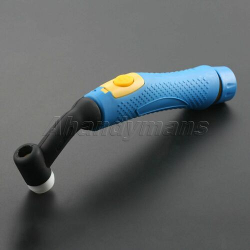 WP 26F SR 26F TIG Welding Torch Head Body Flexible 200Amp Air Cooled Tool Useful