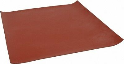 """55 durometer High Temp 36/"""" x 36/"""" Black Silicone Rubber Sheet 1//4/"""" thick"""