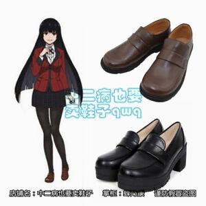 cda3da64872 Image is loading Anime-Kakegurui-Yumeko-Jabami-Japan-School-Uniform-Cosplay-
