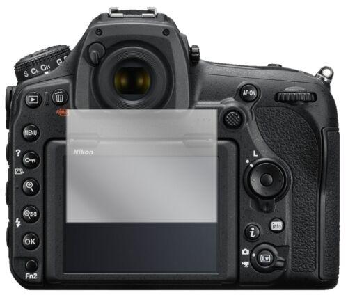 6x Nikon D850 SLR Protector de Pantalla protectores transparente dipos