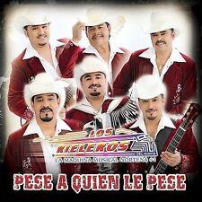 Los Rieleros Del Norte Pese a Quien Le Pese CD
