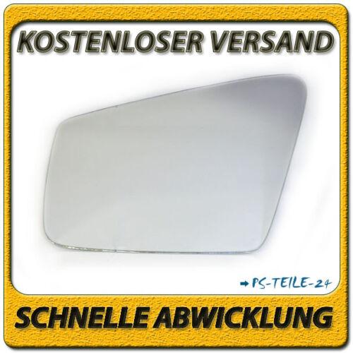 links sphärisch fahrerseite spiegelglas für MERCEDES CLS W218 C218 2011