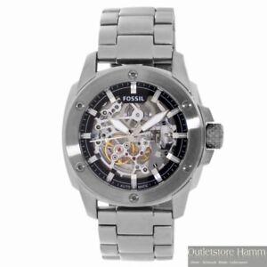 Uhr Modern fossil uhr modern machine automatic me3081 herren armbanduhr