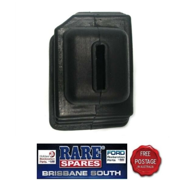 HOLDEN HK HT HG AUTOMATIC TRANSMISSION FLOOR SHIFTER LOWER BOOT COVER MONARO