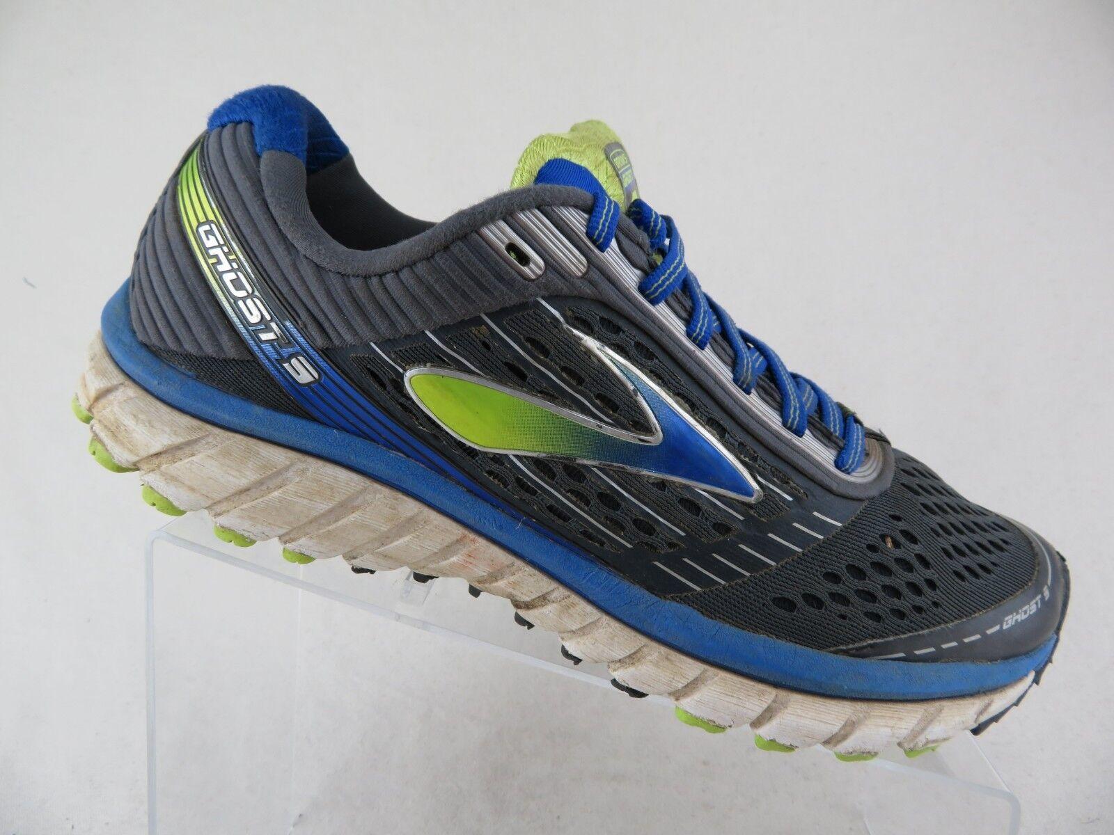 BROOKS Ghost 9 Grigio S 8 B Narrow Uomo Running Shoes